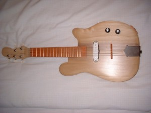 electric mandolin